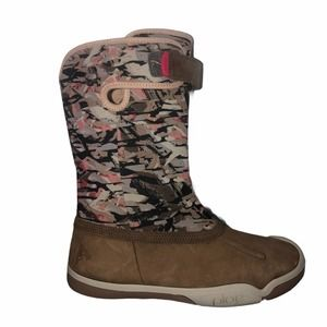 Plae Thandi Customizable Boot Rose Granite Y 1